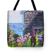 A Visit To P Town Jr Tote Bag by Laura Lee Zanghetti