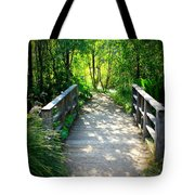 A Walk in the Park Tote Bag by Carol Groenen