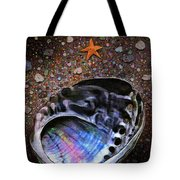 ABALONE Tote Bag by Robert Foster
