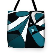 Abstrac7-30-09-a Tote Bag by David Lane