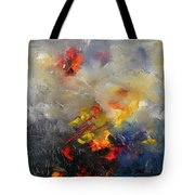 Abstract 0805 Tote Bag by Pol Ledent