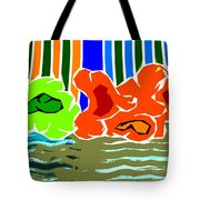 Abstract 229 Tote Bag by Patrick J Murphy