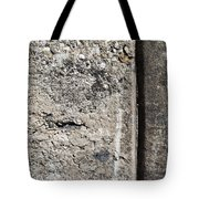 Abstract Concrete 16 Tote Bag by Anita Burgermeister
