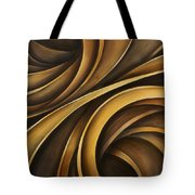 abstract design 34 Tote Bag by Michael Lang