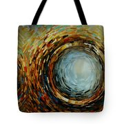 Abstract Design 68 Tote Bag by Michael Lang