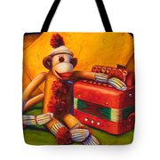 Accordion Tote Bag by Shannon Grissom