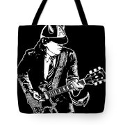 Acdc No.03 Tote Bag by Caio Caldas