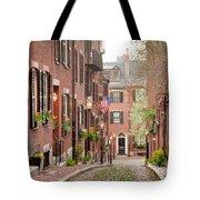 Acorn Street Tote Bag by Susan Cole Kelly