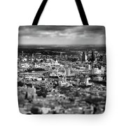 Aerial View Of London 6 Tote Bag by Mark Rogan