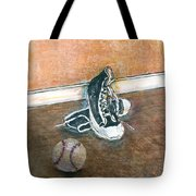 After The Game Tote Bag by Arline Wagner