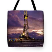 After The Storm Tote Bag by Jonas Wingfield