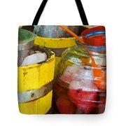 Agua De Hamaica Tote Bag by Skip Hunt