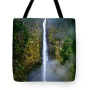 Akaka Falls Tote Bag by Christopher Holmes
