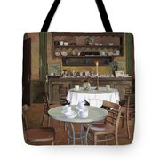 Al Lume Di Candela Tote Bag by Guido Borelli