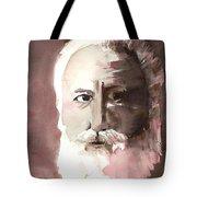 Alexander Graham Bell Tote Bag by Arline Wagner