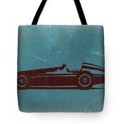 Alfa Romeo Tipo 159 Gp Tote Bag by Naxart Studio
