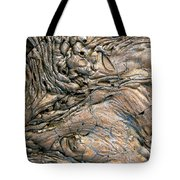 Alien Landscape Tote Bag by Corinne Rhode
