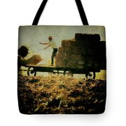 All In A Day's Work Tote Bag by Trish Tritz