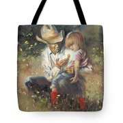 All Of Life's Little Wonders Tote Bag by Mia DeLode