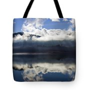 Almost Heaven Tote Bag by Mike  Dawson