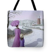 Almost Home Tote Bag by Peter Szumowski