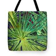 Aloe Vera Plant Tote Bag by Susanne Van Hulst