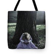 Alone At Night Tote Bag by Joana Kruse