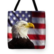 American Eagle Tote Bag by David Lee Thompson