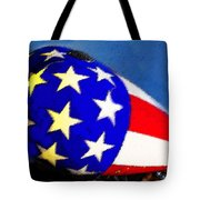 American Legend Tote Bag by David Lee Thompson