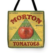 American Veggies 2 Tote Bag by Debbie DeWitt