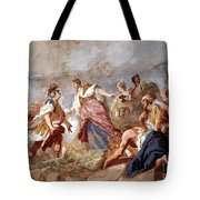 Amigoni: Dido And Aeneas Tote Bag by Granger