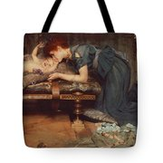 An Earthly Paradise Tote Bag by Sir Lawrence Alma-Tadema