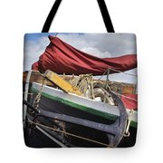 Anchors Up Tote Bag by Robert Lacy