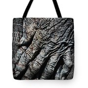 Ancient Hands Tote Bag by Skip Nall