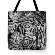 Ancient Stump Tote Bag by Christopher Holmes