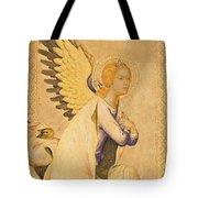 Angel Gabriel  Tote Bag by Simone Martini