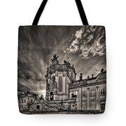 Angels And Demons Tote Bag by Evelina Kremsdorf