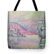 Antibes Tote Bag by Paul Signac