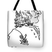 Antonio Vivaldi (c1675-1741) Tote Bag by Granger