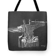 Anvil Tote Bag by Richard Le Page