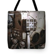 Apollo 13s Mailbox Tote Bag by Nasa
