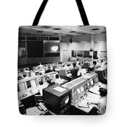 Apollo 8: Mission Control Tote Bag by Granger