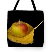 Apple Harvest Autumn Leaf Tote Bag by James BO  Insogna