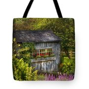 Architecture - A Summers Dream  Tote Bag by Mike Savad
