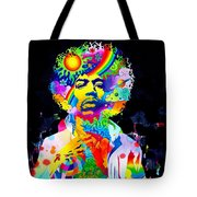 Are You Experienced? Tote Bag by Callie Fink