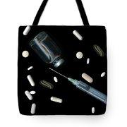Artificial Life Tote Bag by Tom Mc Nemar