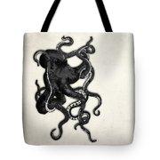 Octopus Tote Bag by Nicklas Gustafsson