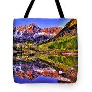 Aspen Wonder Tote Bag by Scott Mahon