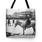 Atlantic City: Donkey Tote Bag by Granger