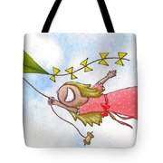 Atmosphere Tote Bag by Christy Beckwith